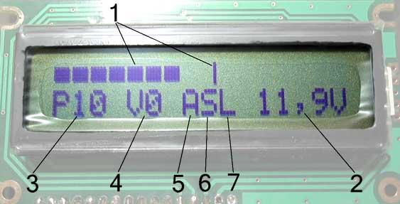Экран металлоискателя Клон ПИ