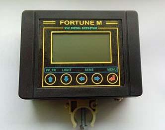 Металлоискатель Фортуна М своими руками