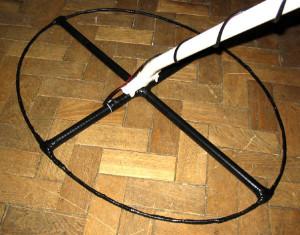 Самодельная катушка для импульсного металлоискателя Клон