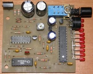 Плата металлоискателя Клон ПИ В