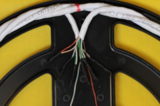 как сделать катушку для металлоискателя из витой пары