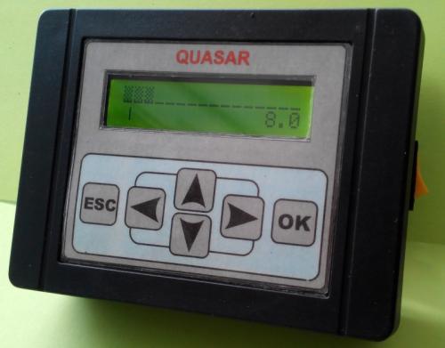 جهاز كشف المعادن Quasar