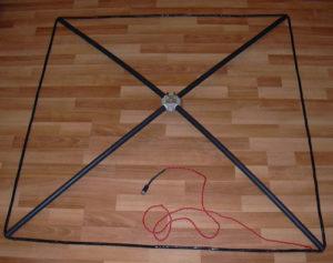 Глубинная катушка для металлоискателя