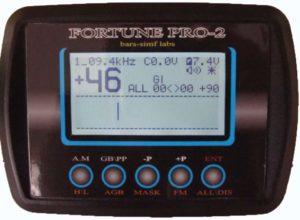 Электронный блок управления для металлоискателя Фортуна ПРО 2
