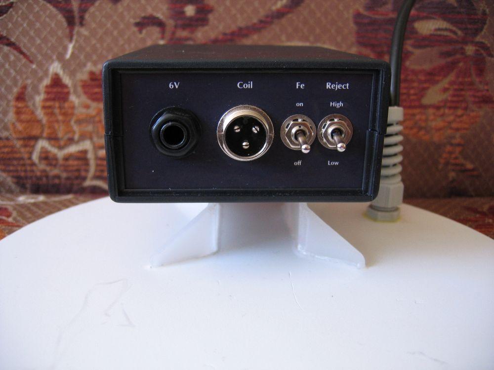 Задняя панель металлоискателя Гроза 4GT